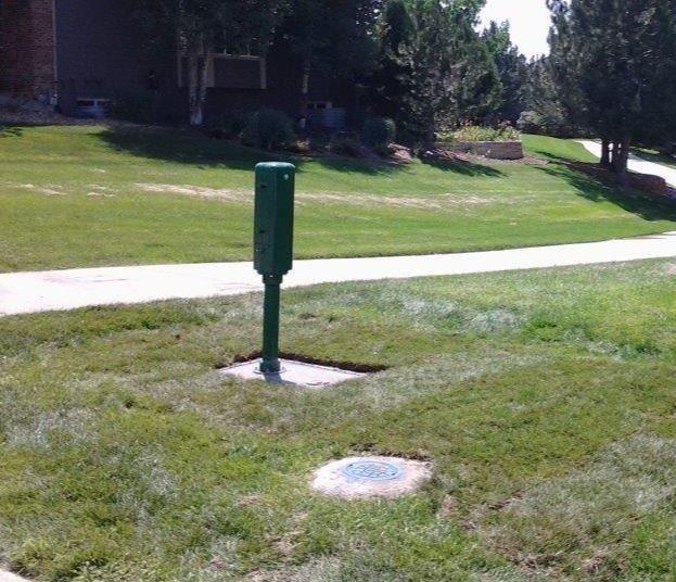 PWSD Green Water sampling Box
